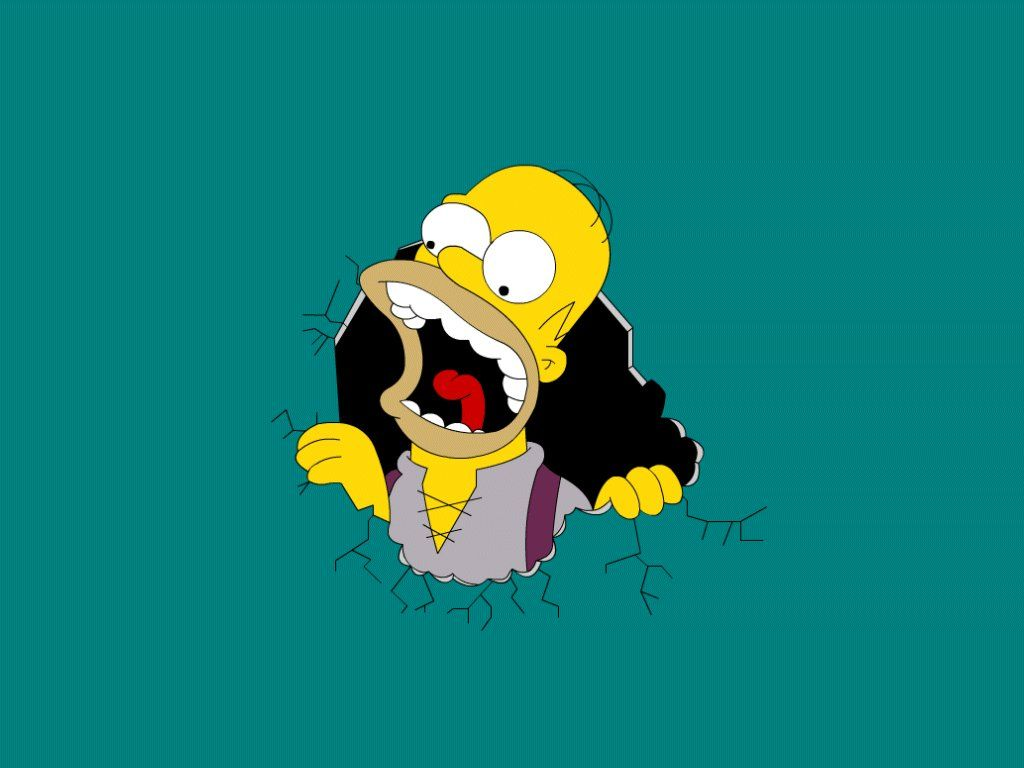 1280x720 homer simpson desktop - photo #11