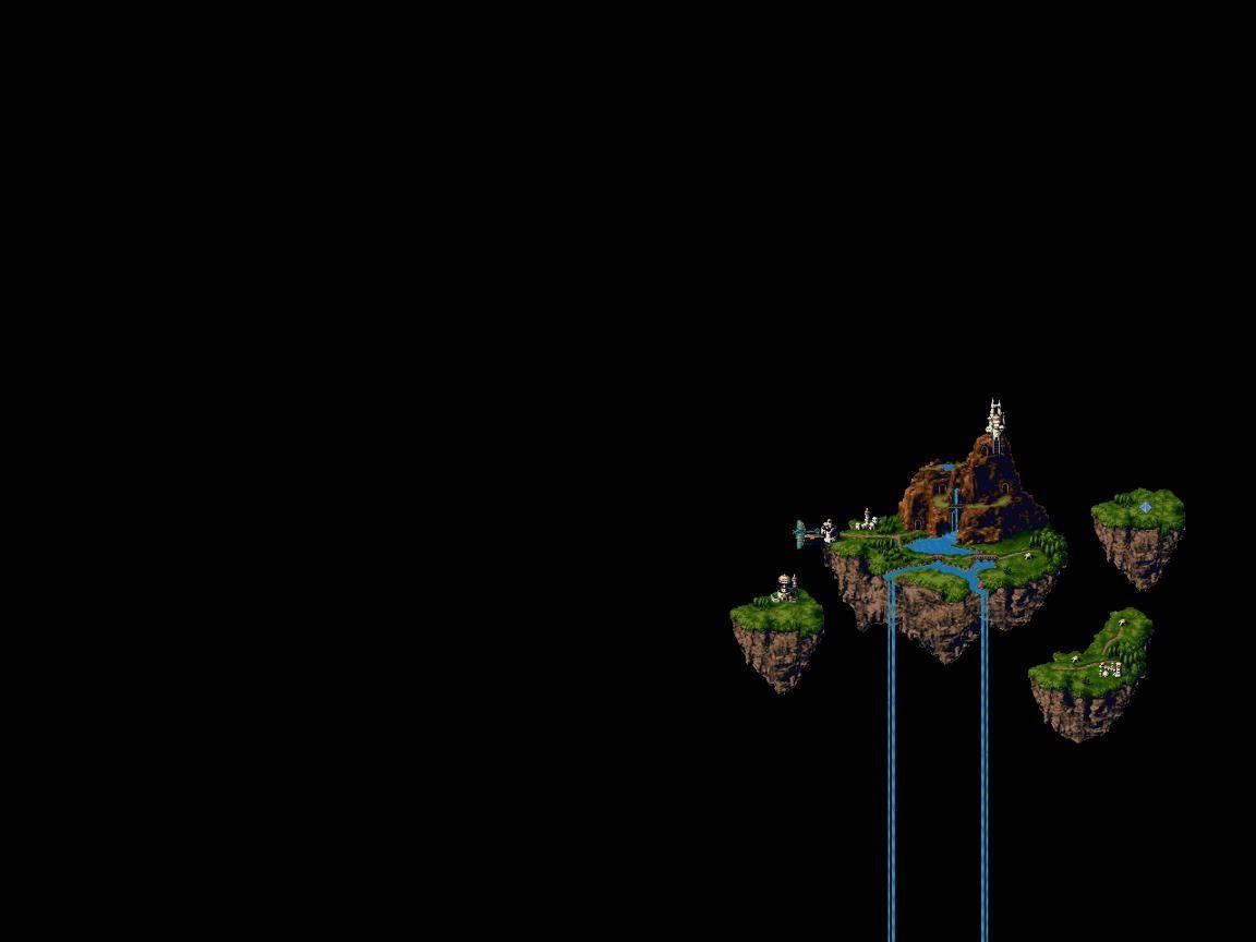 1152x864 Retro: Chronotrigger desktop PC and Mac wallpapers