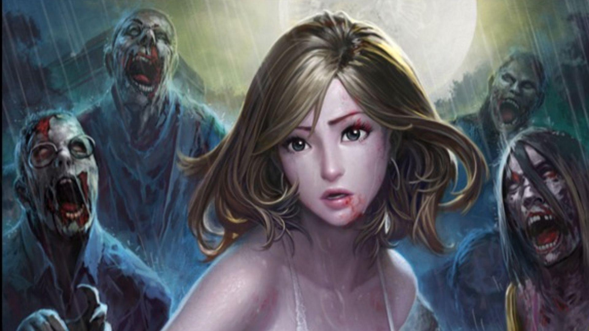 Zombie Wallpapers 1920x1080 - Wallpaper Cave