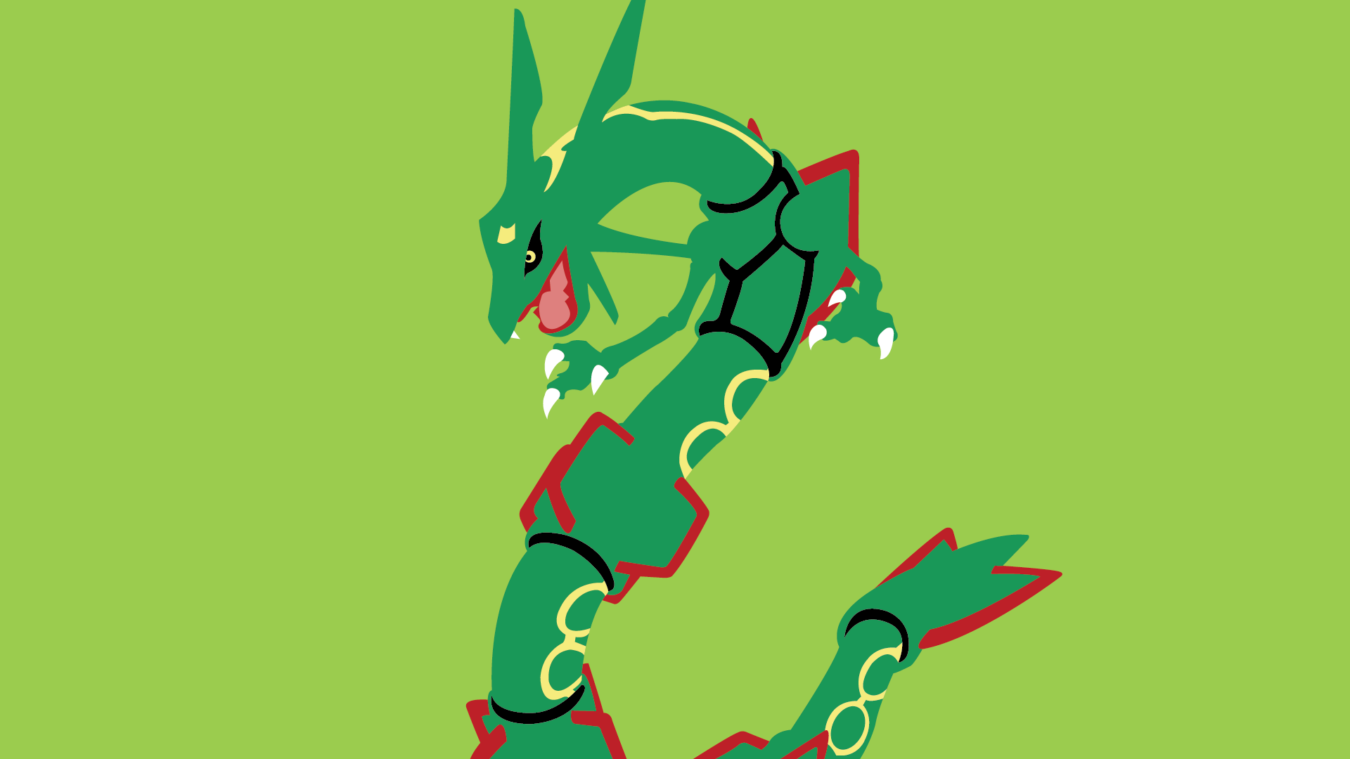 emerald rayquaza wallpapers - photo #23