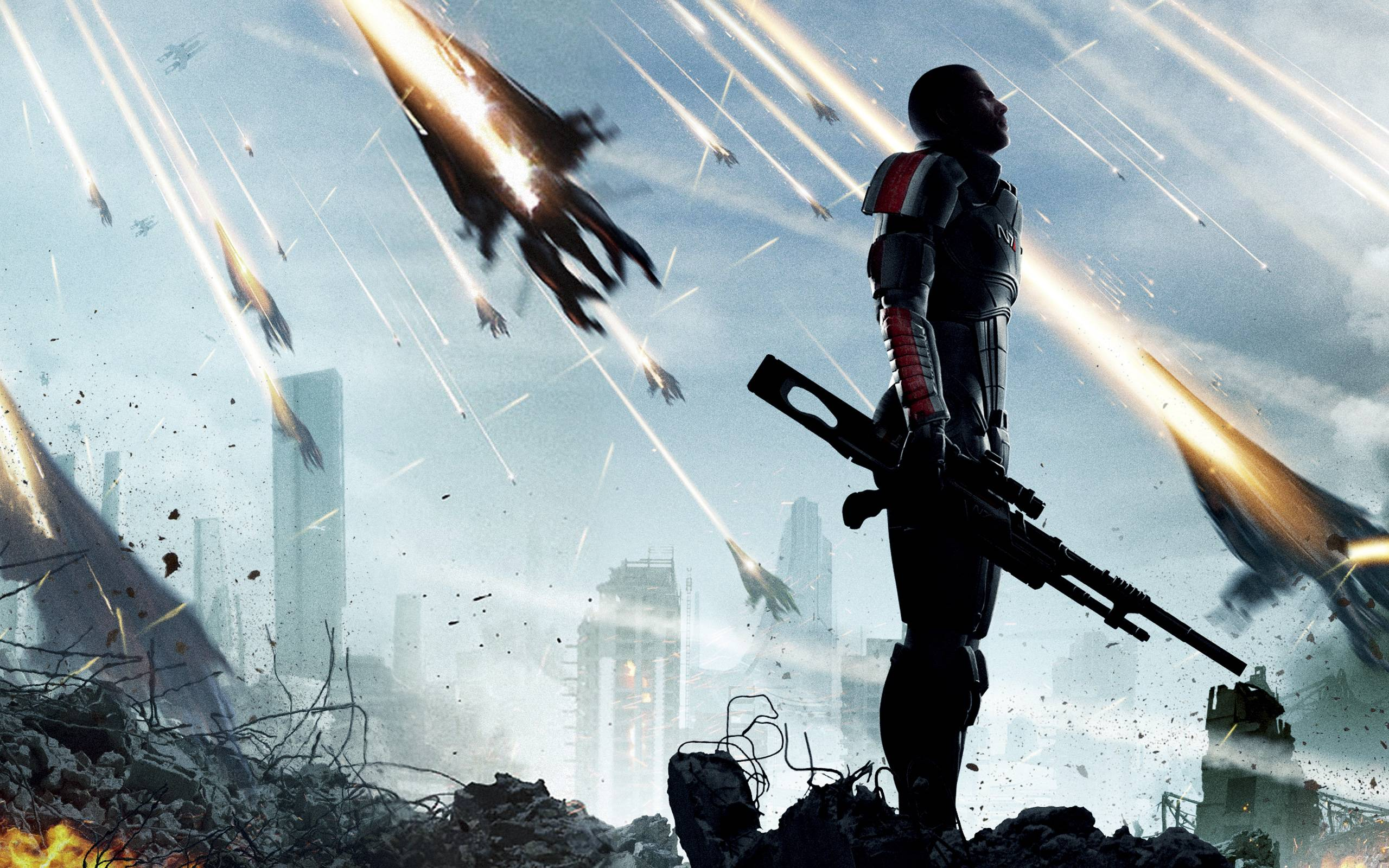 Mass Effect 3 Desktop Backgrounds Wallpaper Cave