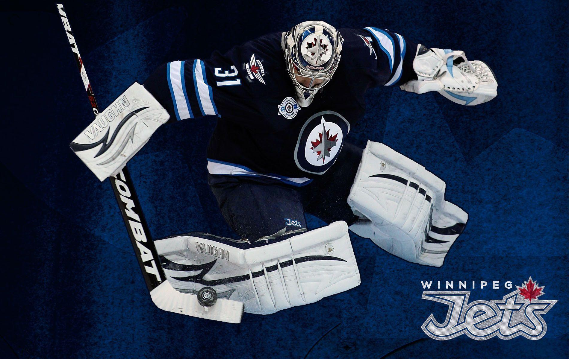 OT: I&looking for O. Pavelec wallpaper.