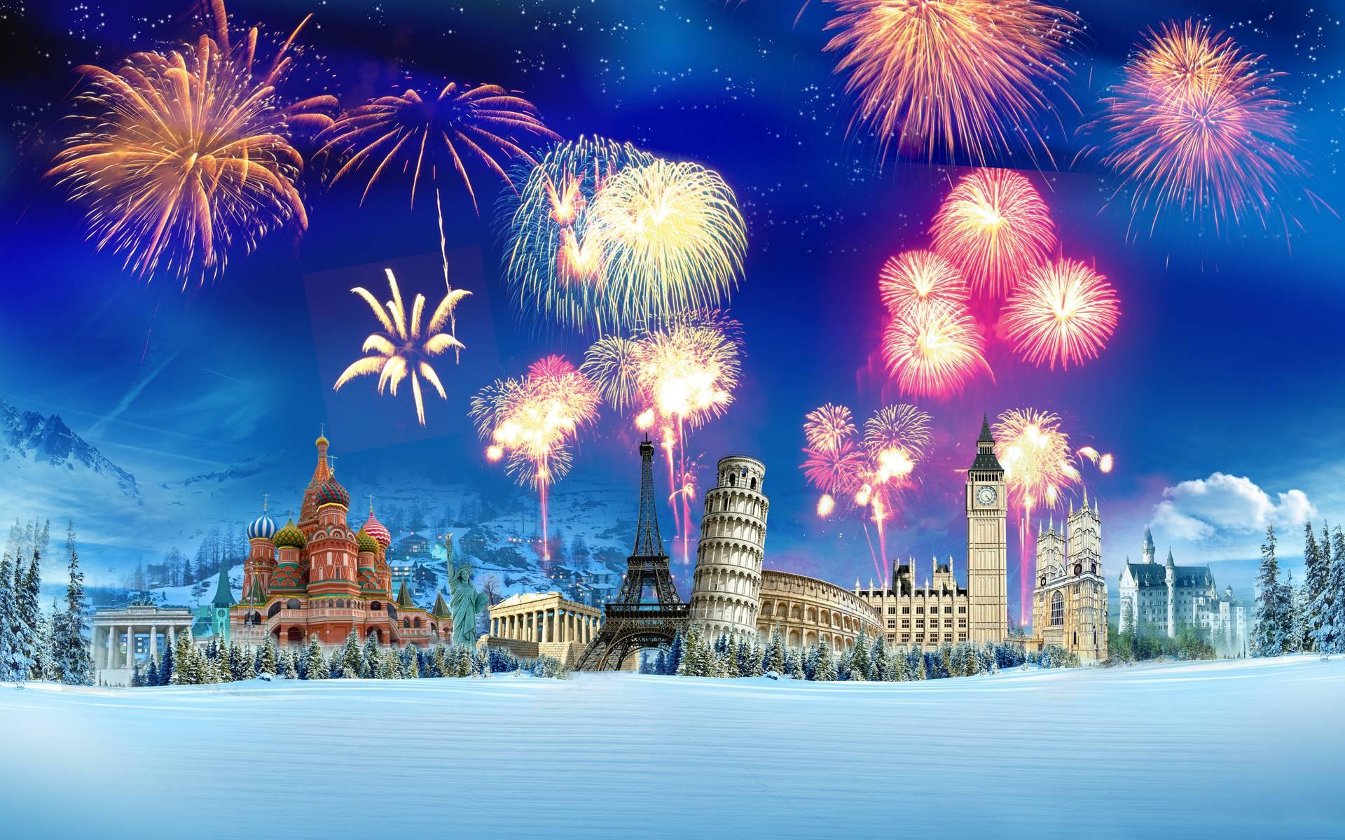 Темы для ролика на новый год