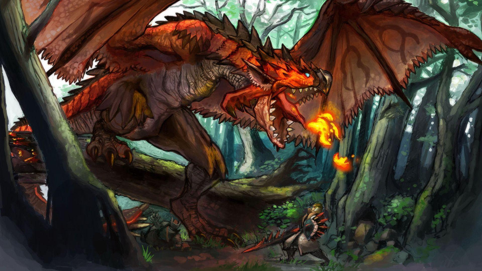 Monster Hunter Backgrounds - Wallpaper Cave
