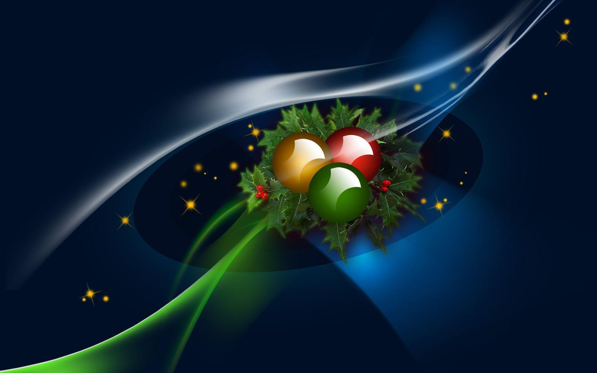Christmas Wallpapers 3d - Wallpaper Cave