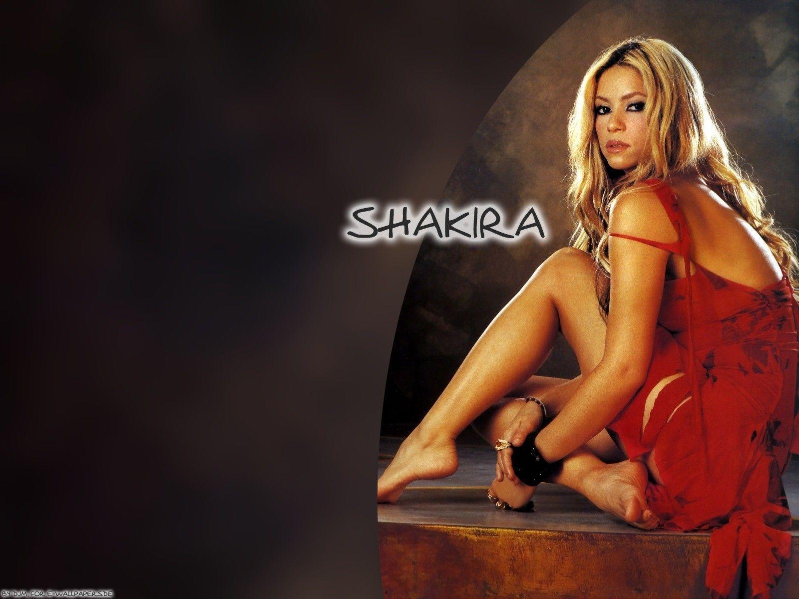 Шакира с порна 3 фотография