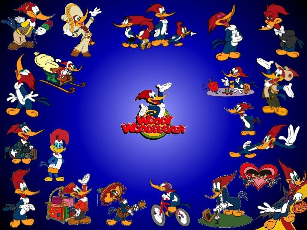 Woody Woodpecker Wallpapers - Wallpaper Cave