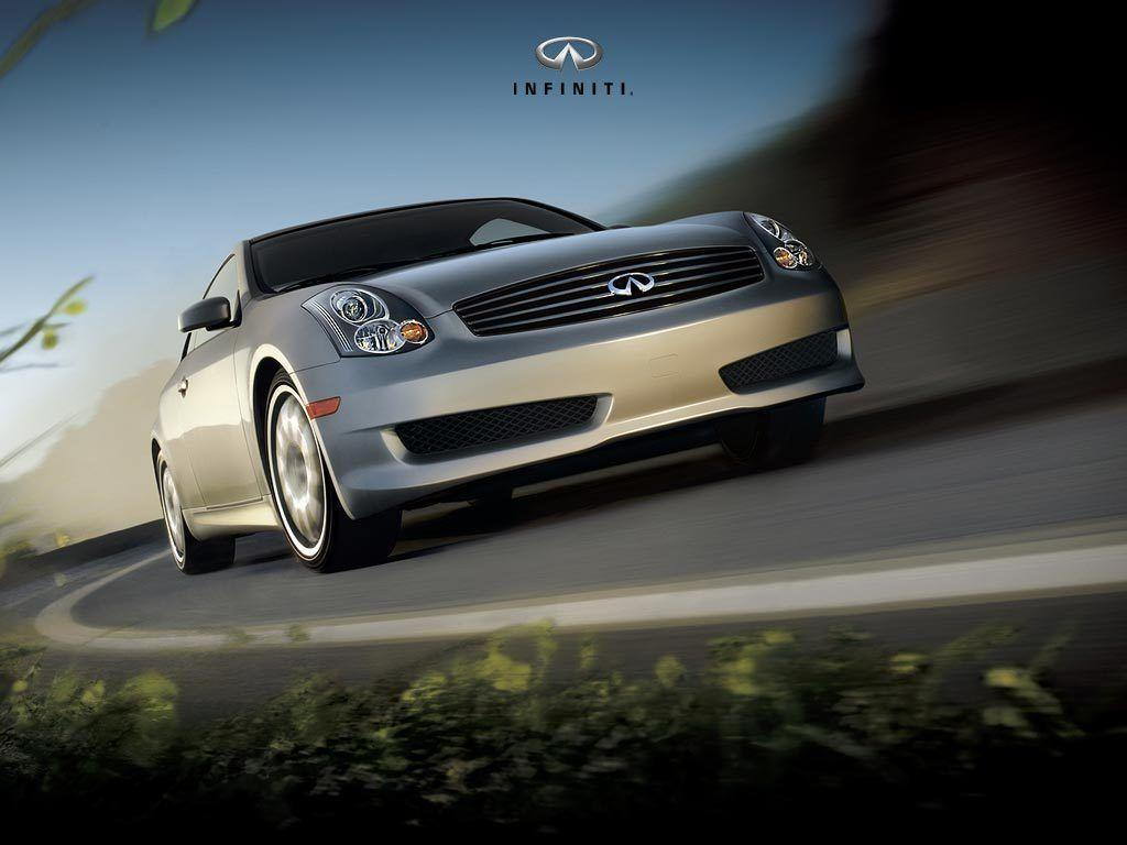 Infiniti G35 Coupe - Infiniti Wallpaper (4179235) - Fanpop