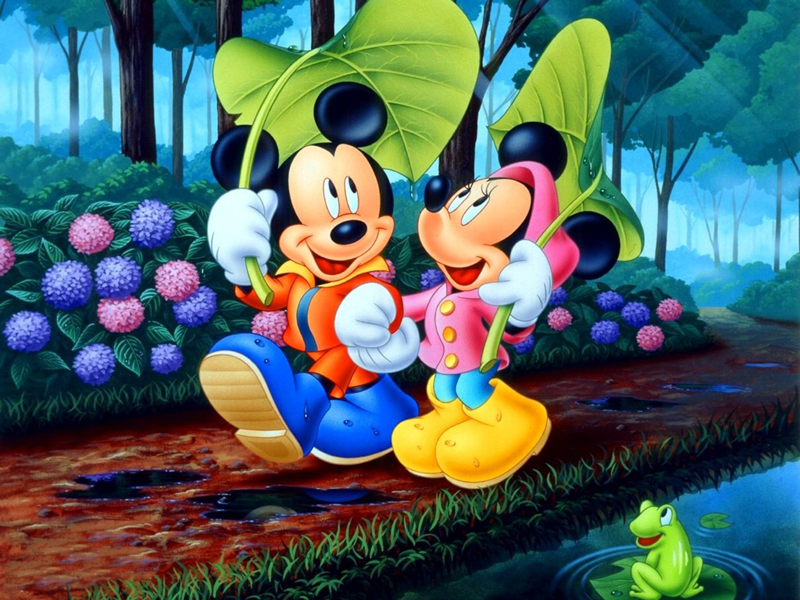 beautiful wallpaper of mickey mouse disney hd free wallpapers download