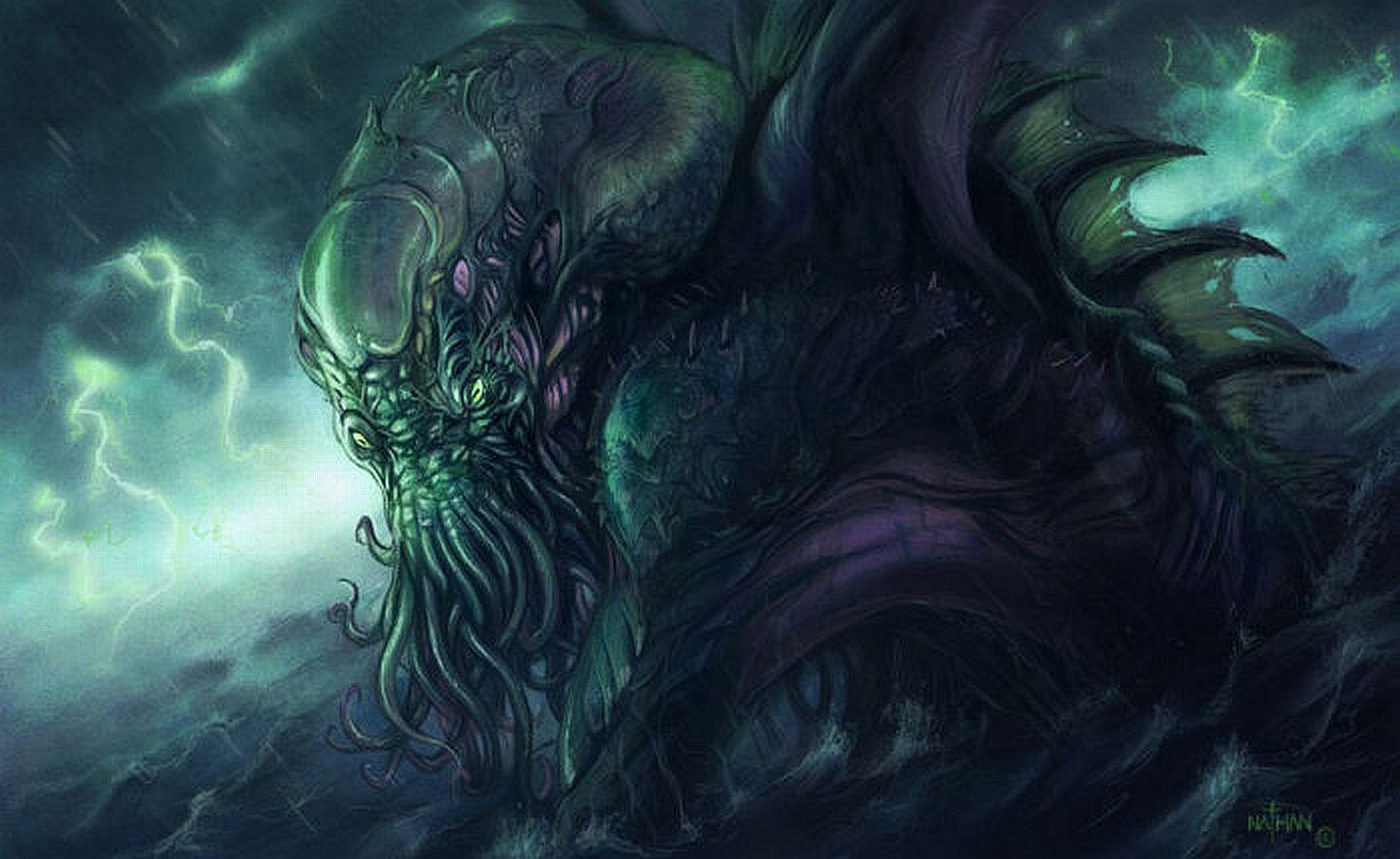 cthulhu Wallpaper Backgrounds