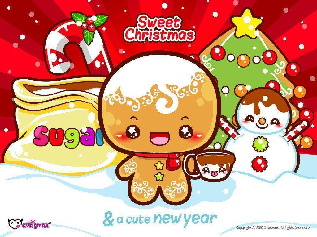 Christmas Backgrounds Cute.Cute Christmas Desktop Backgrounds Wallpaper Cave