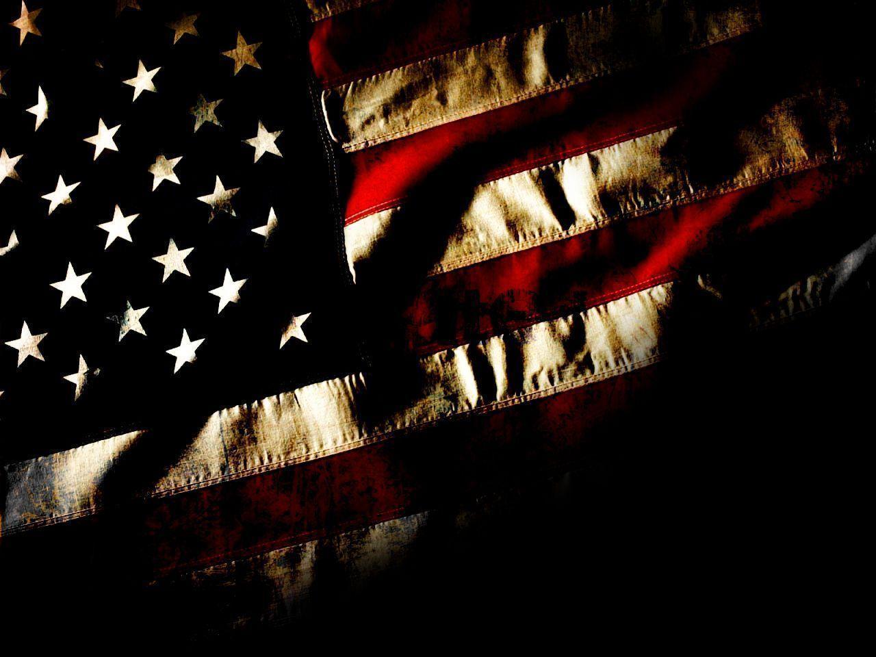 American Flag Background Hd American Flag Wallpape...