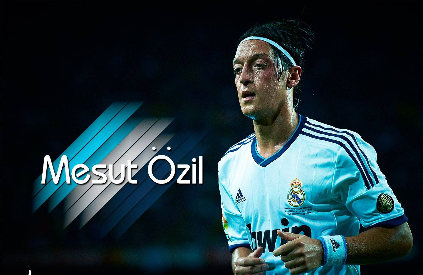 Mesut Ozil Arsenal Fc Wallpapers Border 155435 Image