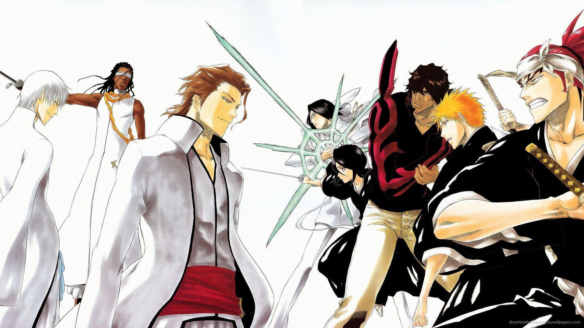 Bleach HD Wallpapers - Wallpaper Cave