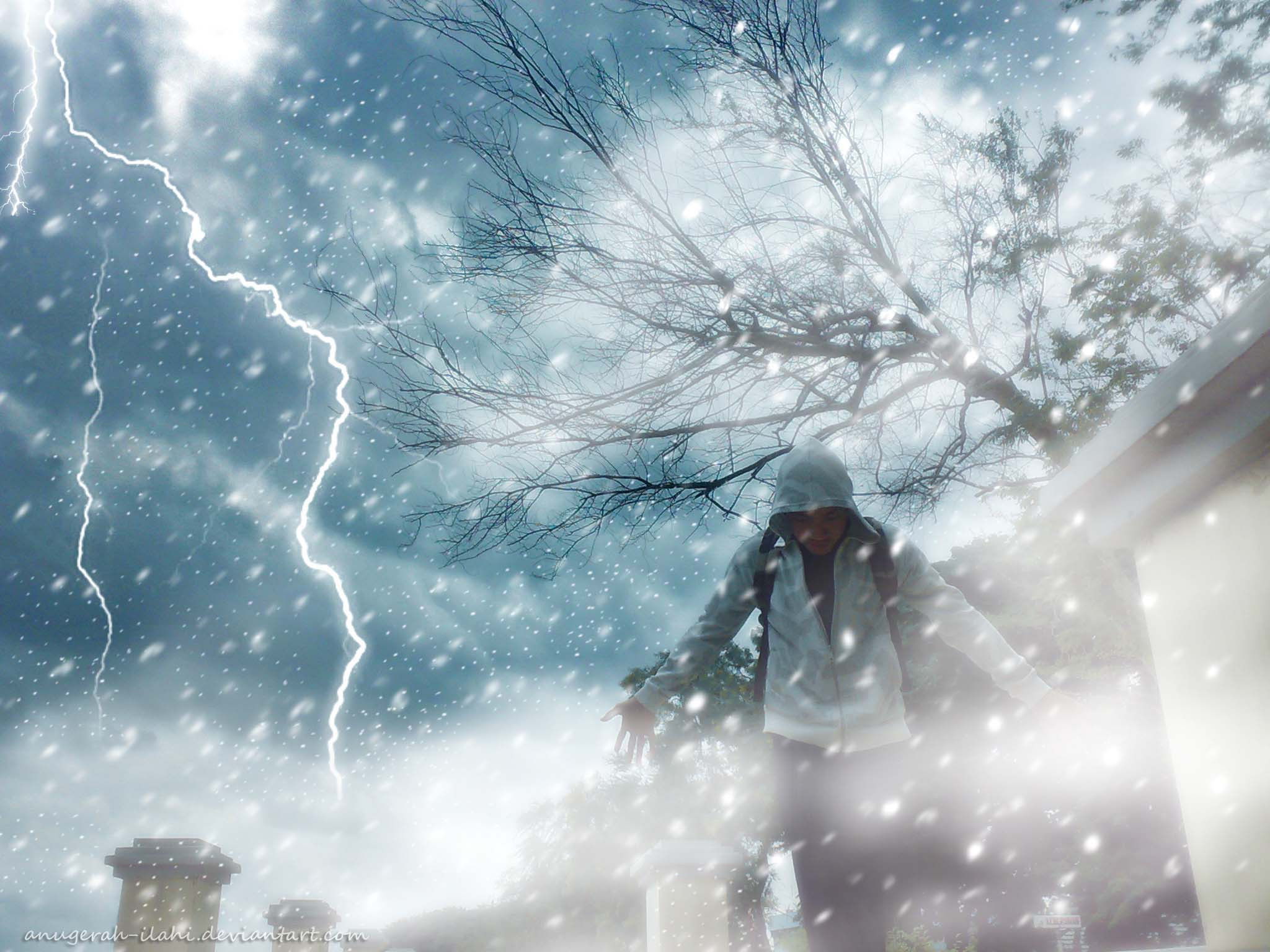 BREAKING NOW! HISTORIC THUNDER ICE SNOW STORM TO HIT IN 24 HOURS ...