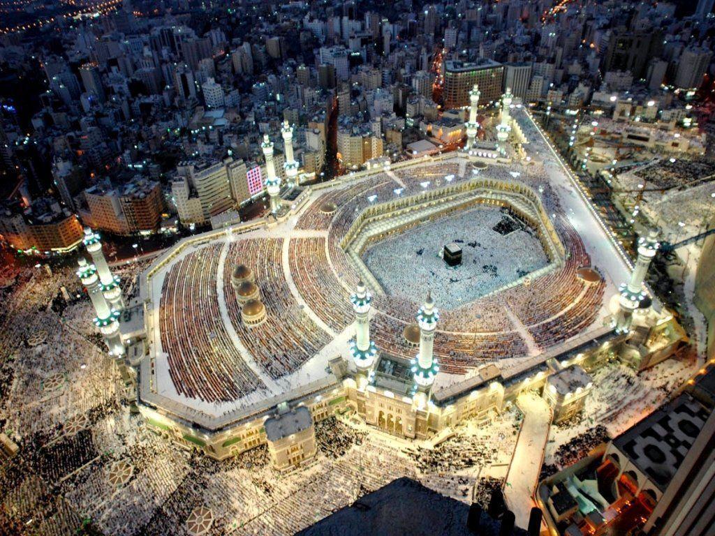 Mecca Madina Islamic Makka 1024x768 257211 mecca madina Wallpaper ...
