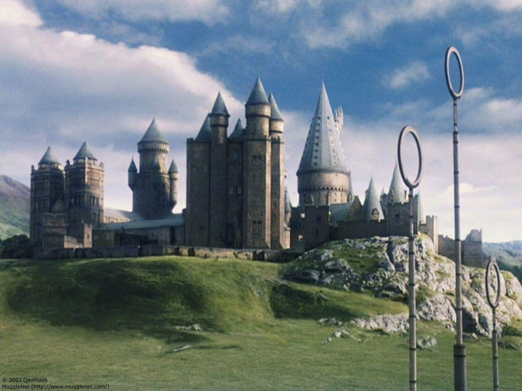 Hogwarts Castle Wallpaper 1024x768 High Definition