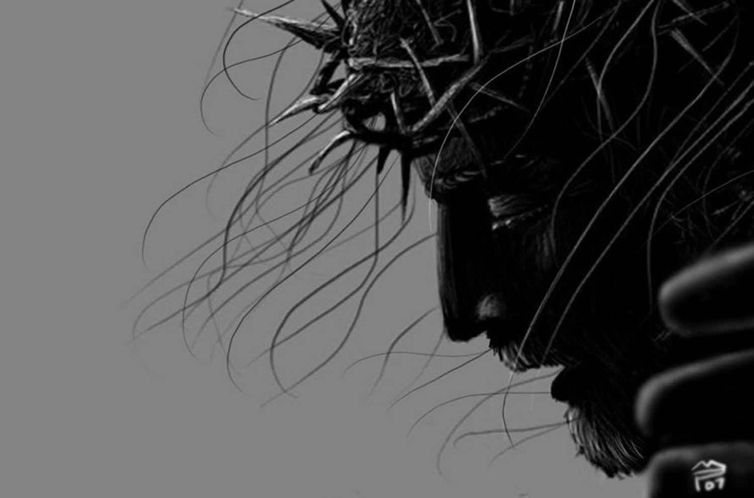 Pix For > Jesus Crucified Wallpapers