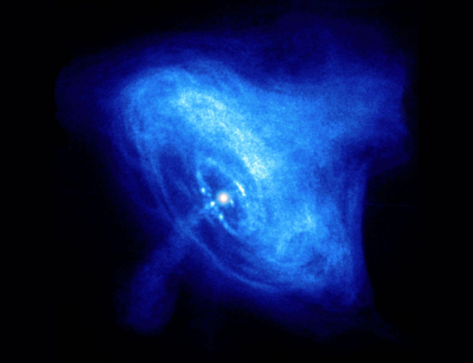 Crab Nebula Pulsar 2214 Hd Wallpapers in Space