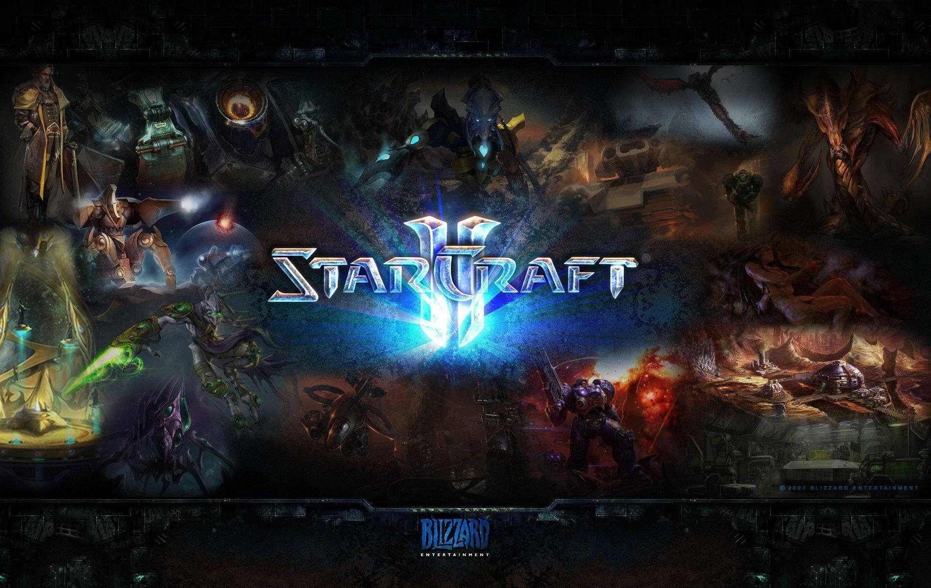 starcraft wallpaper - photo #44