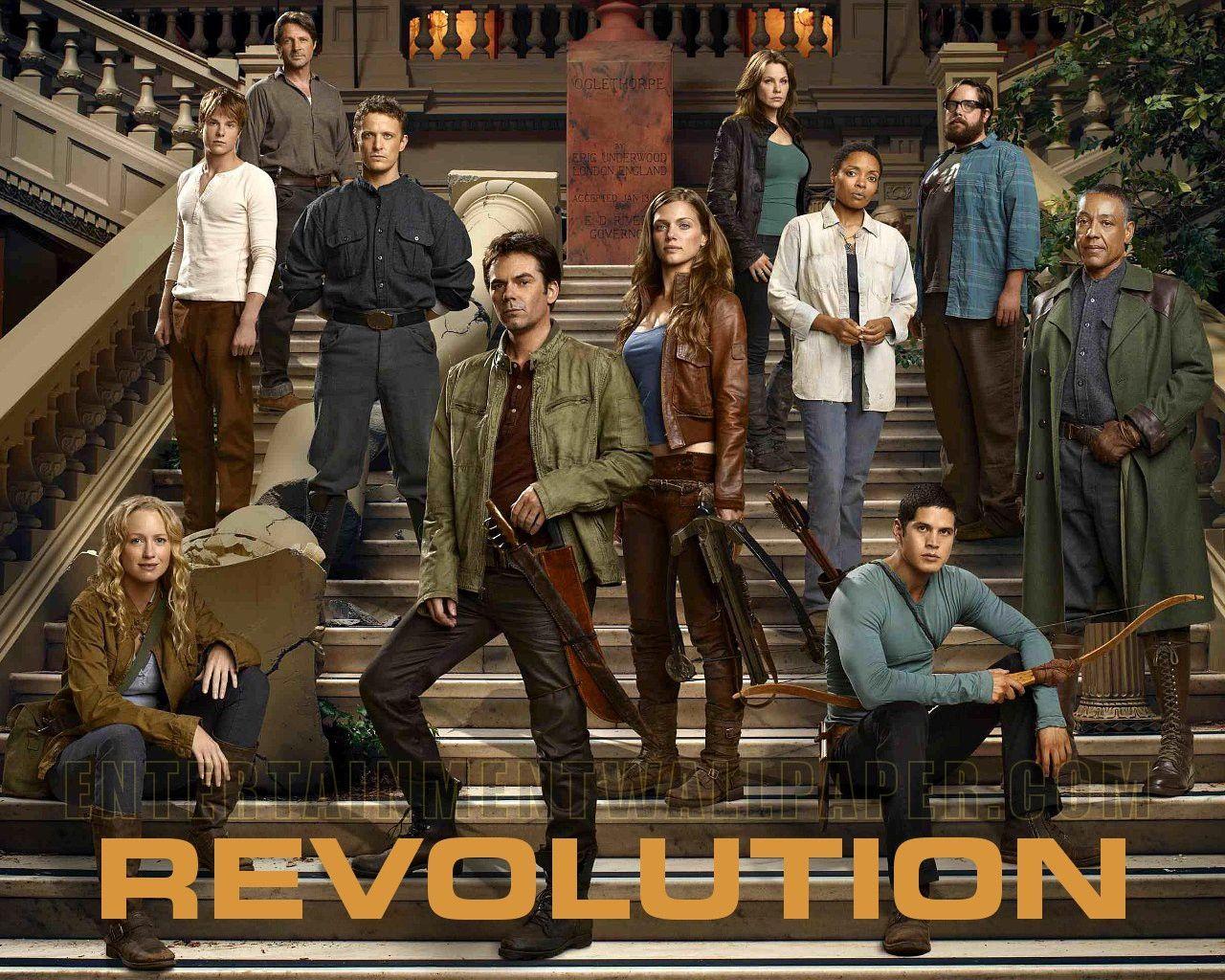 Revolution Tv Series Wallpapers: TV Series Wallpapers