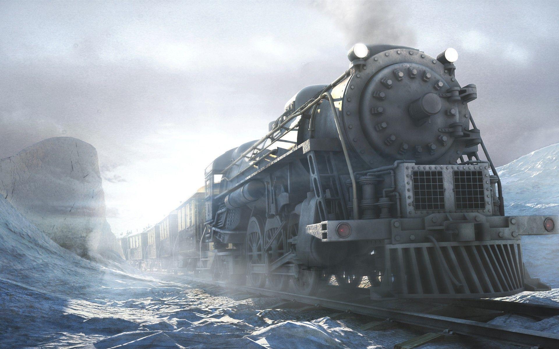 steam locomotive hd wallpapers - photo #31