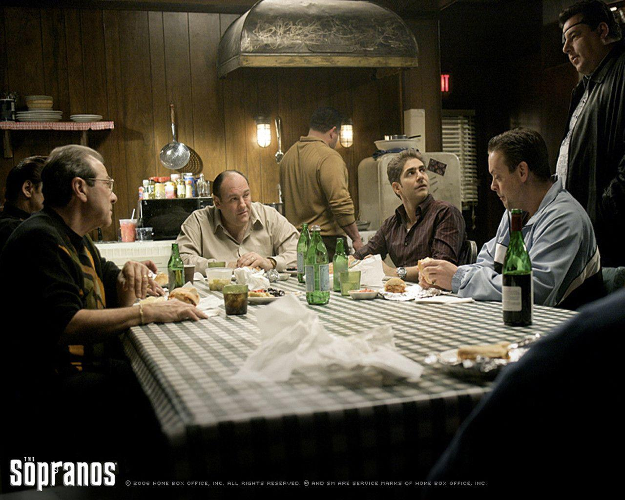 The Sopranos new Windows backgrounds