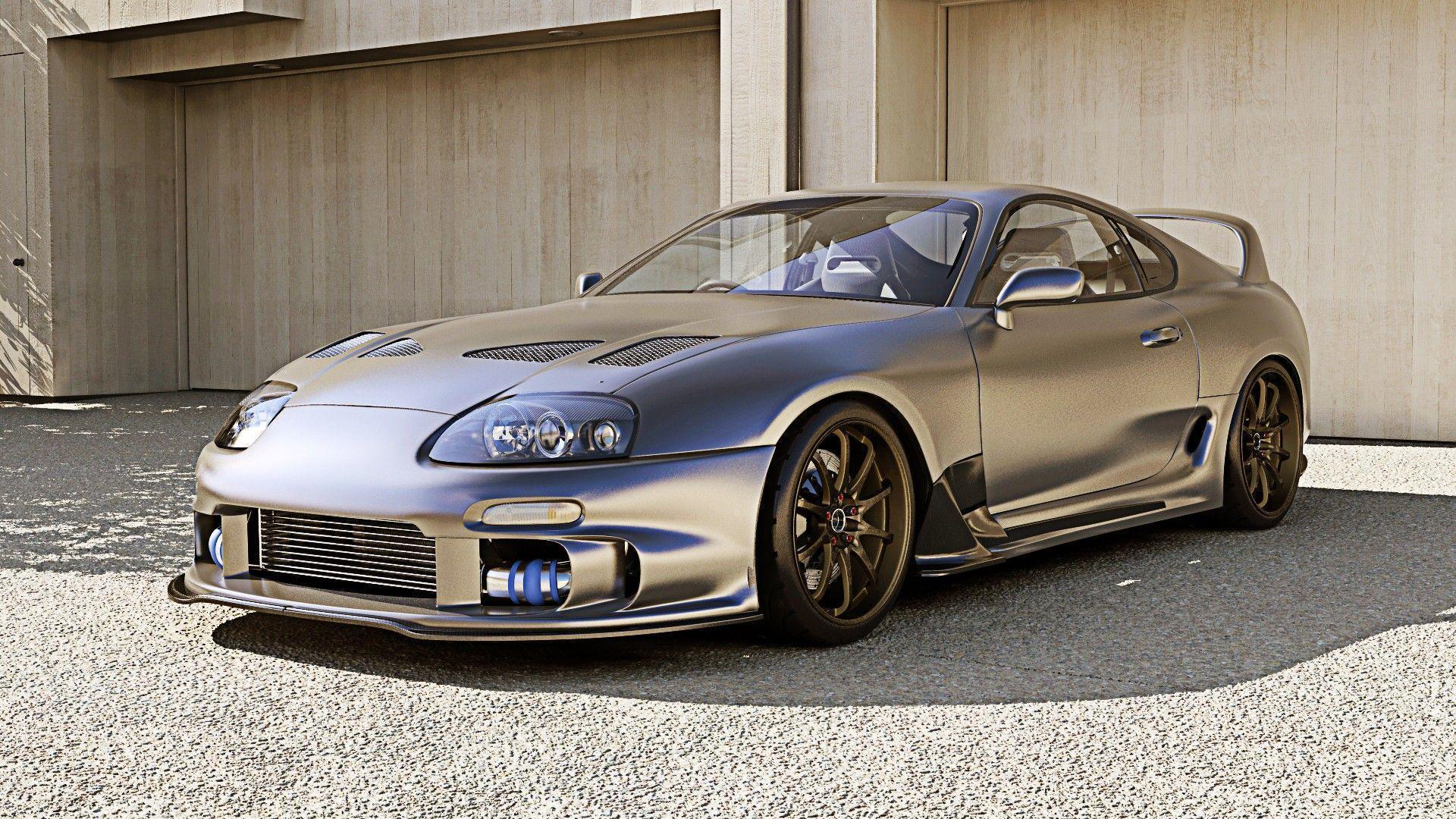 toyota supra wallpapers wallpaper cave. Black Bedroom Furniture Sets. Home Design Ideas
