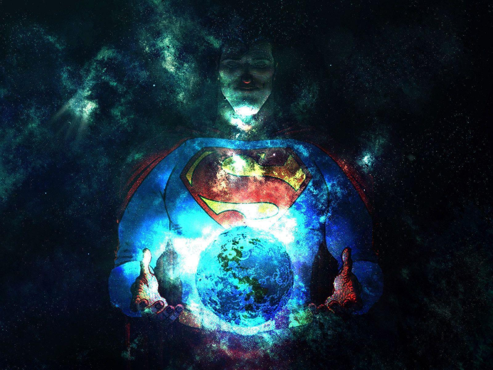 nerdy awesome superman wallpaper - photo #25