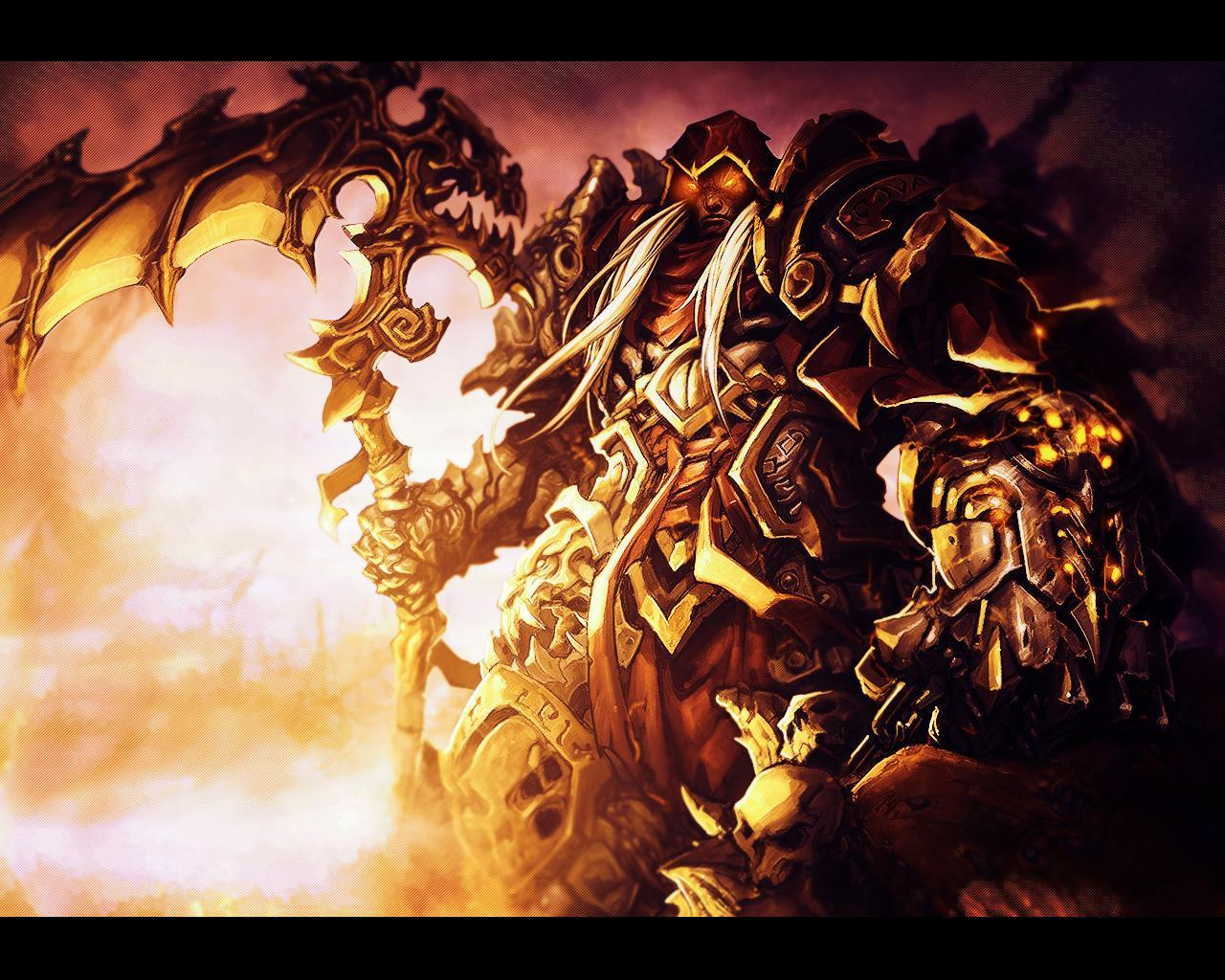 Darksiders War Wallpaper By: Darksiders Wallpapers