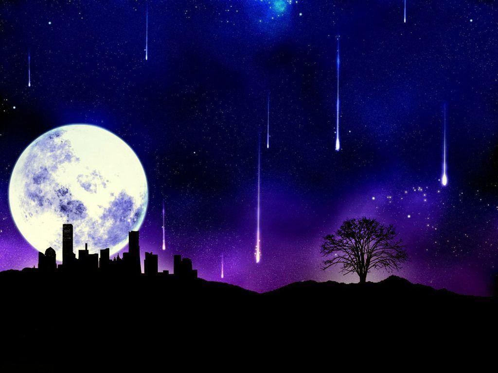 star background sun moon - photo #34