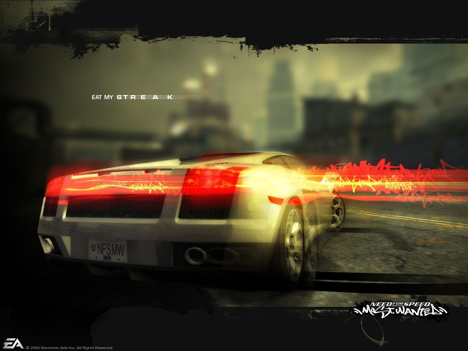 Latest Screens : Need for Speed: Most Wanted Wallpapers