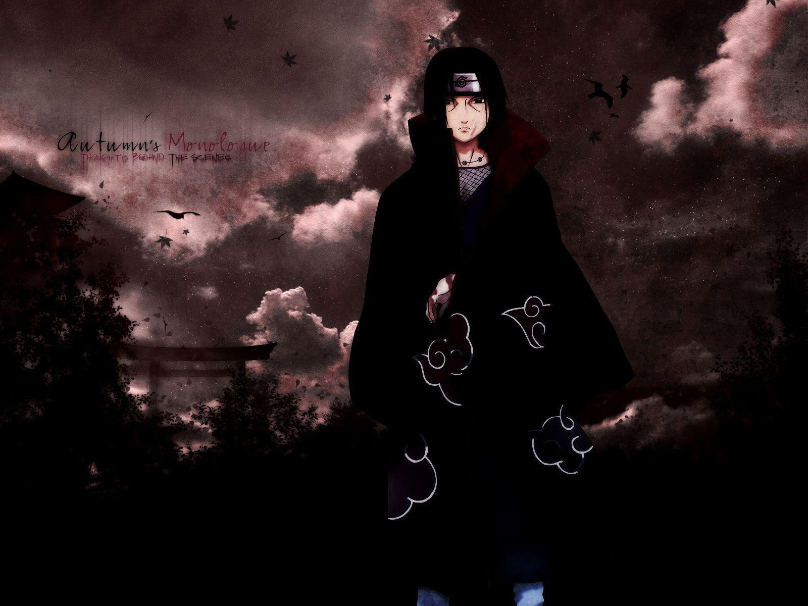 Itachi Wallpaper Hd Cool - WallpaperZ