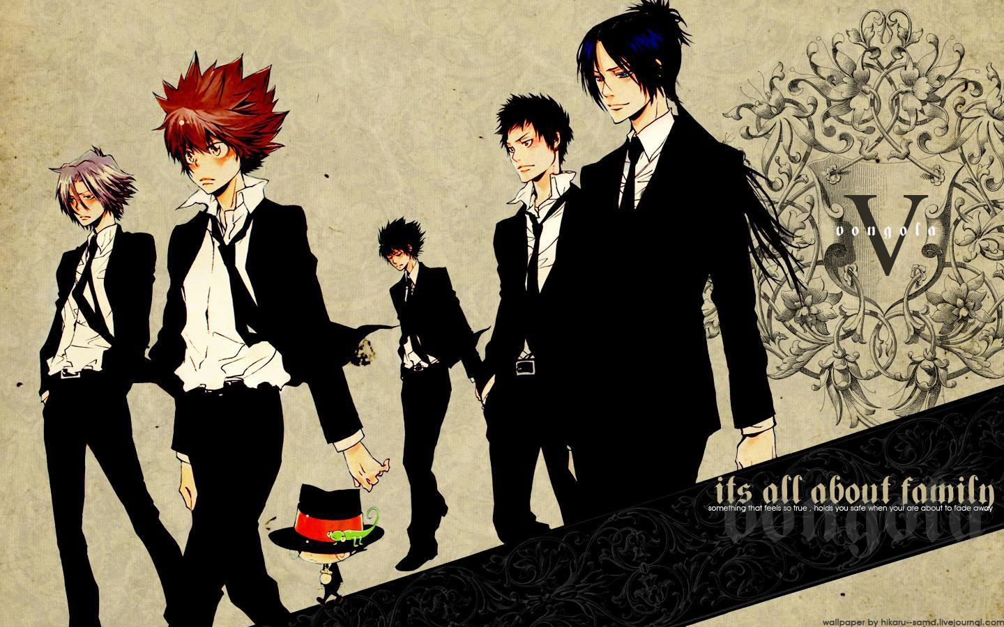 hitman reborn wallpapers wallpaper cave