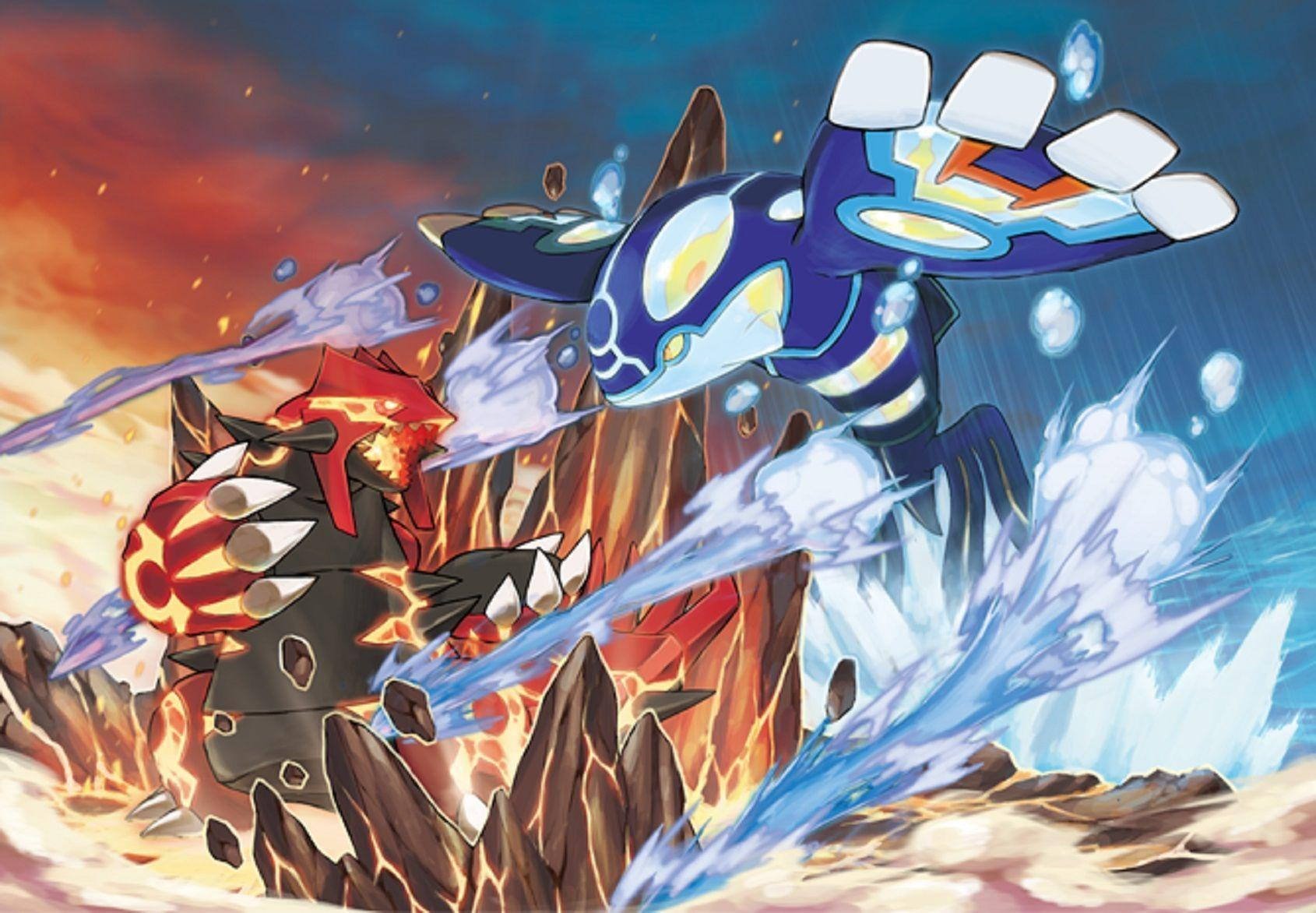 Kyogre Wallpapers - Wallpaper Cave
