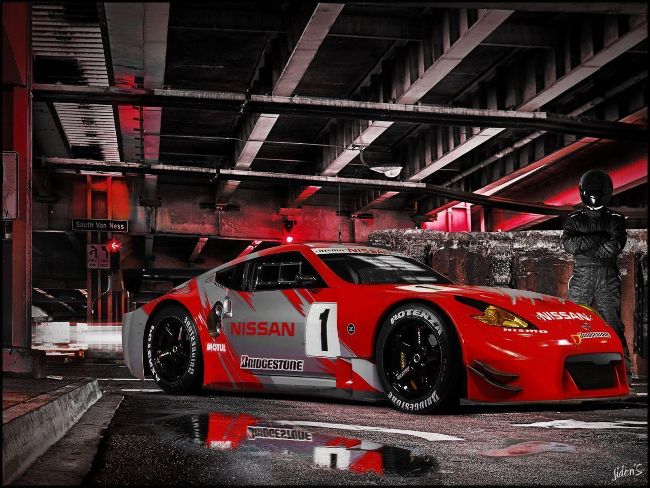 Nissan 370z Nismo Wallpapers