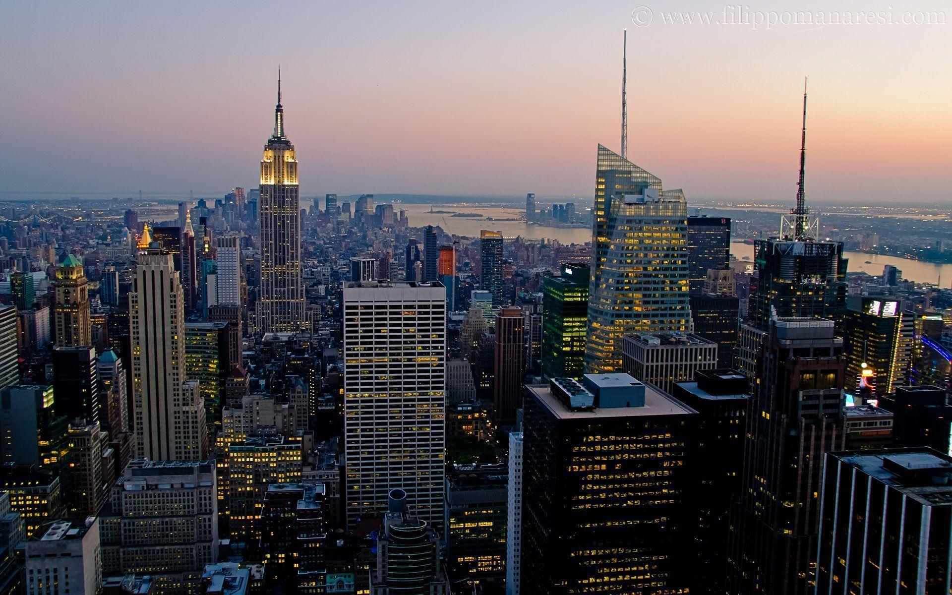 Hd Wallpapers Free New York City 1920x1200PX ~ New York City