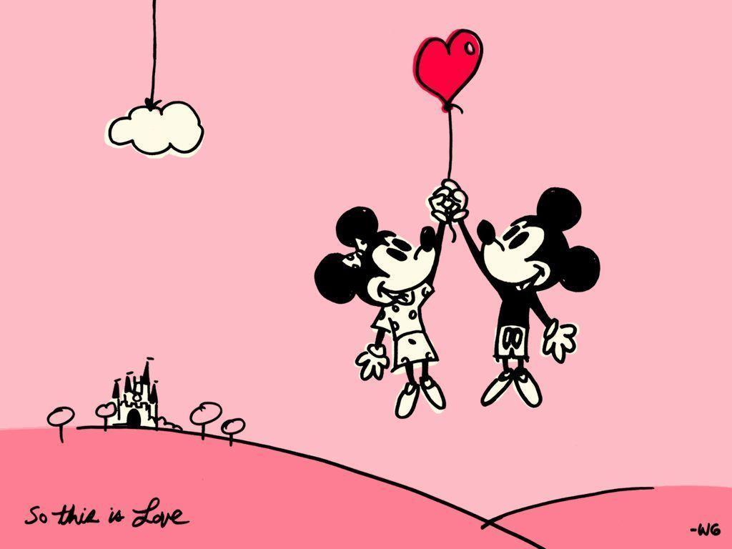 Disney Valentines Day Backgrounds