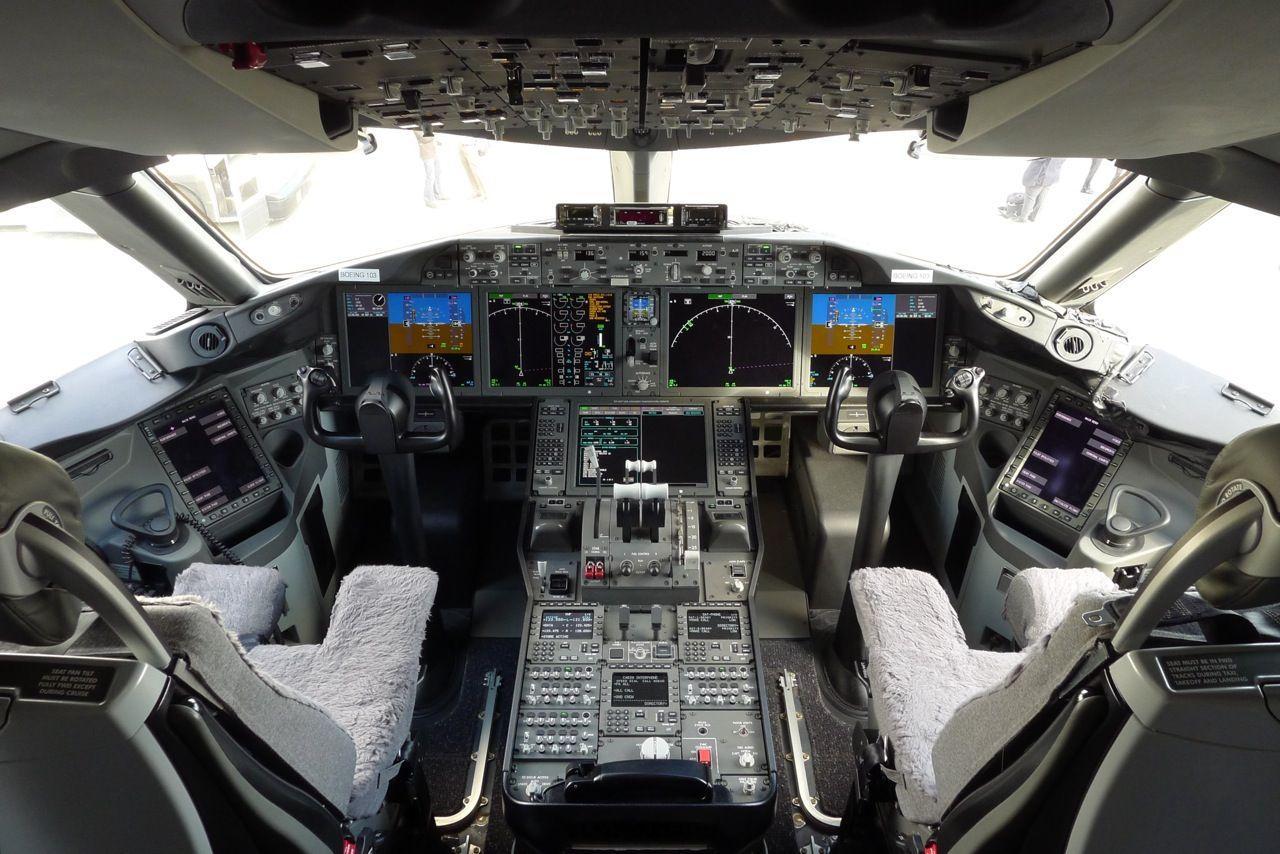 boeing spacecraft cockpits - photo #33
