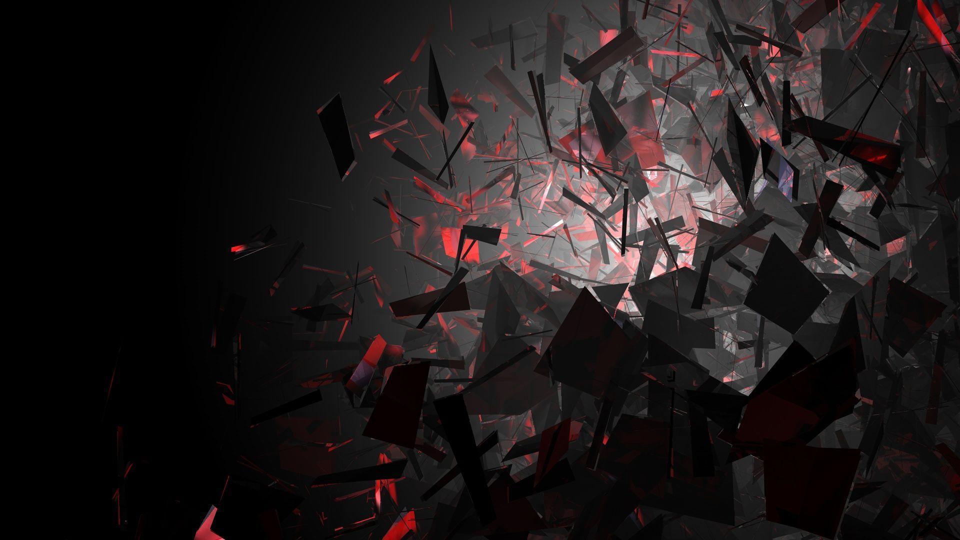 Dark Abstract Wallpaper Wallpaper Ideas