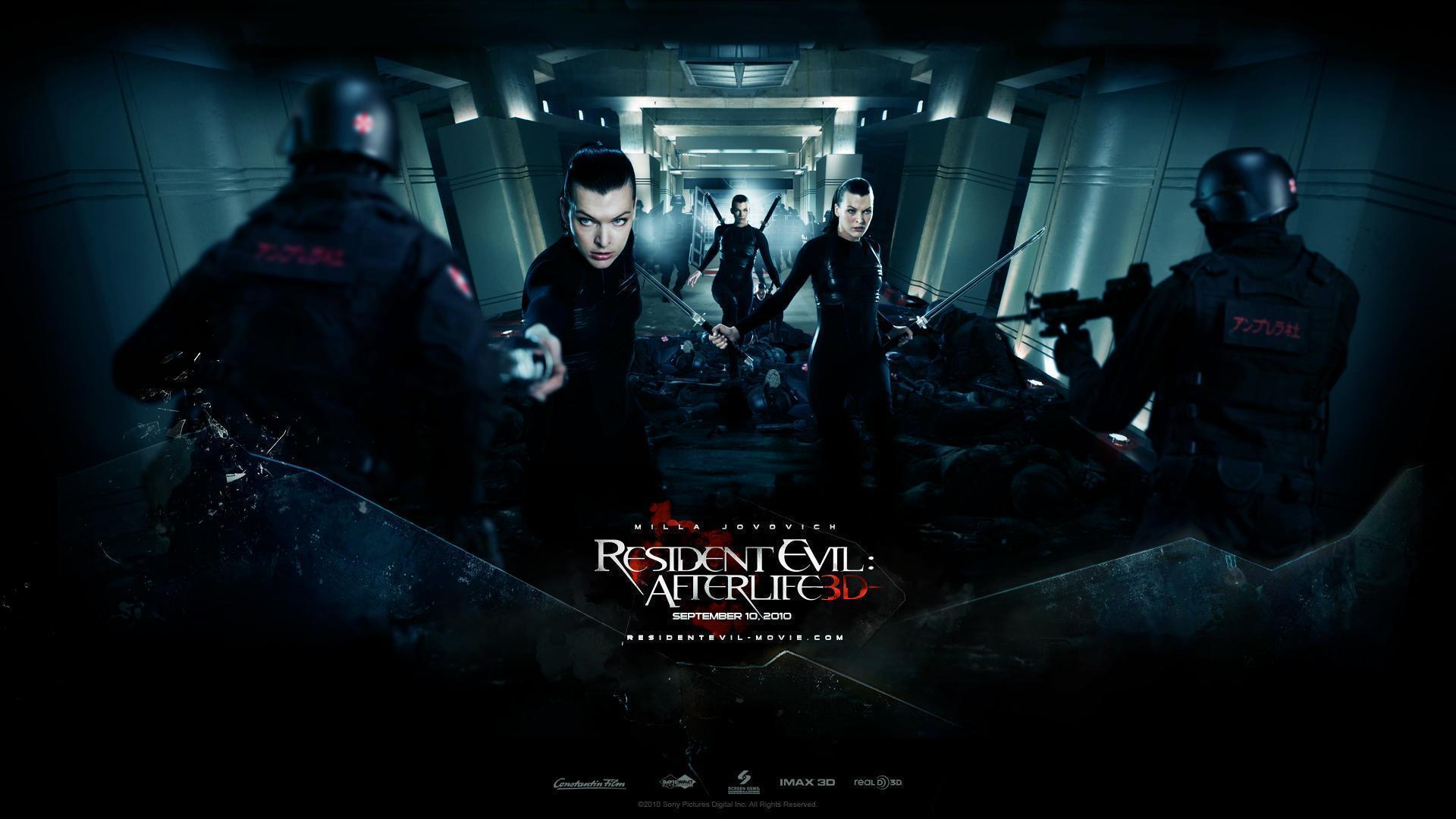 Resident evil wallpapers hd wallpaper cave - Resident evil afterlife wallpaper ...