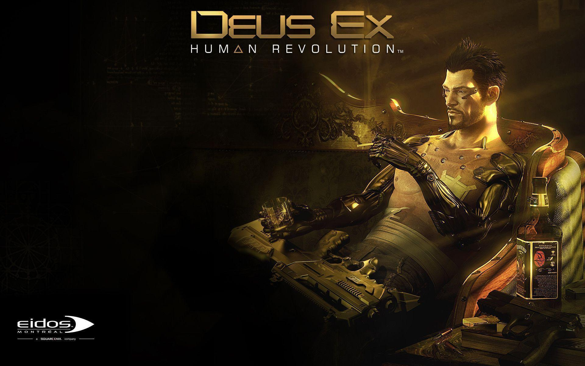 Deus Ex Human Revolution Wallpapers 2