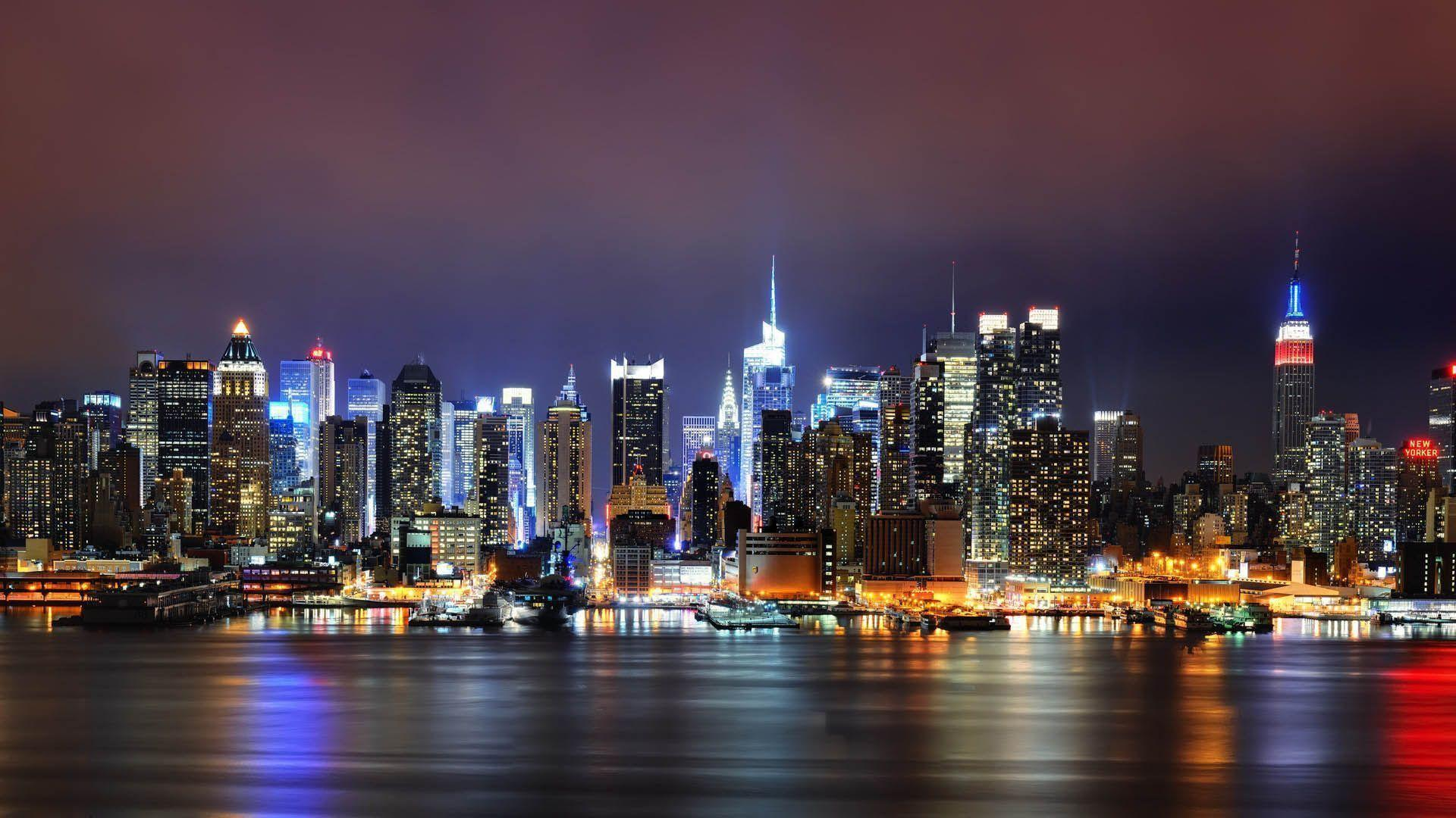 Hd New York City Wallpapers and Backgrounds