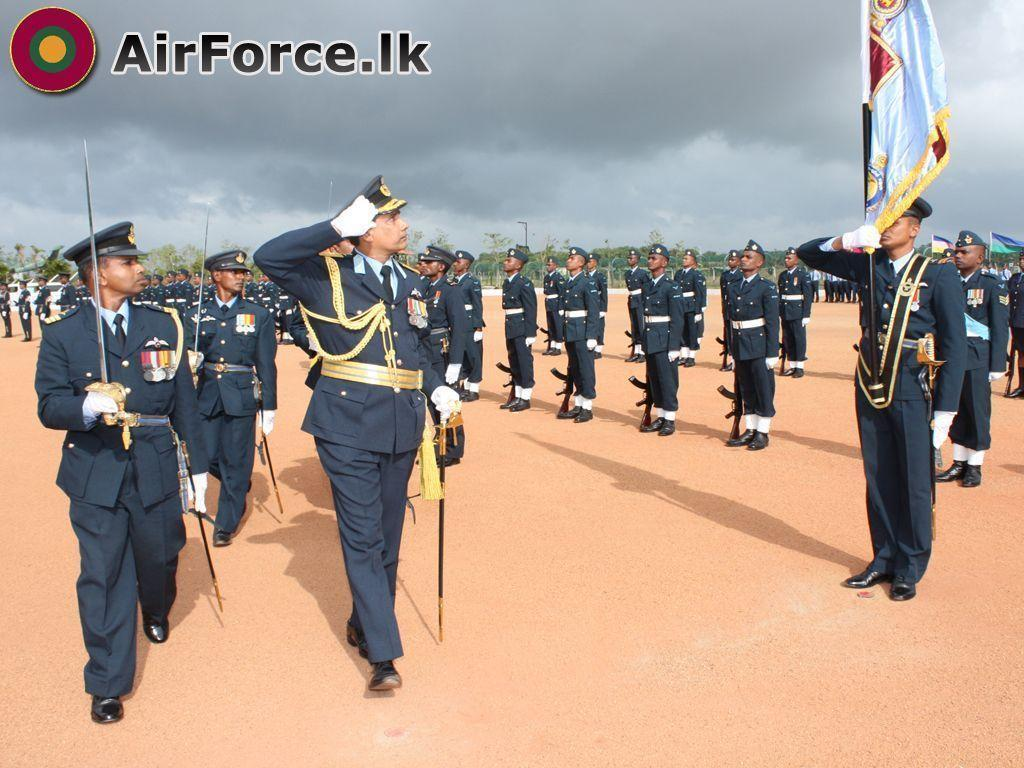 Sri Lanka Air Force Wallpapers