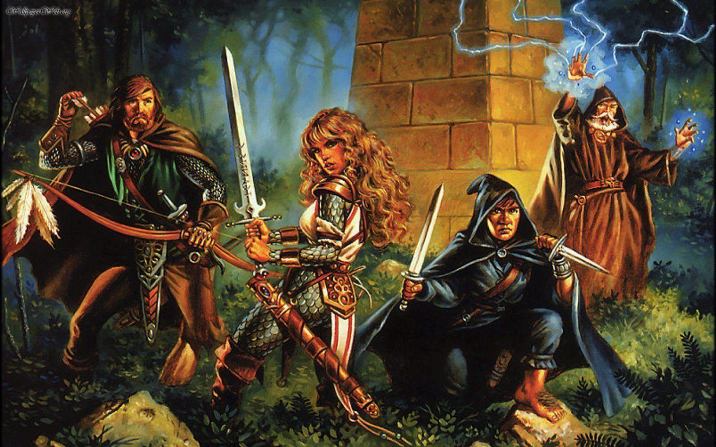 Dragonlance Wallpapers - Wallpaper Cave