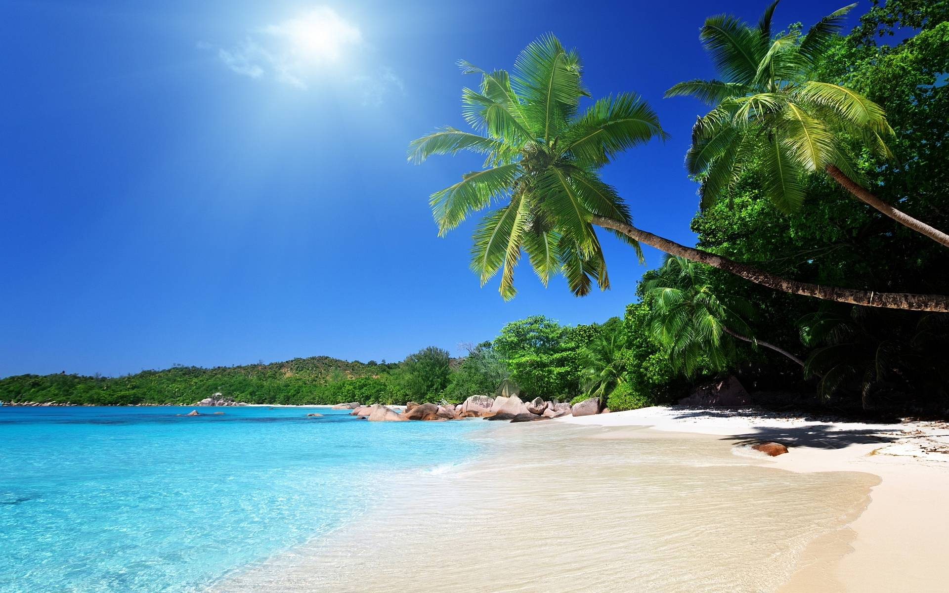 Most Beautiful Tropical Beaches Hd Cool 7 HD Wallpapers