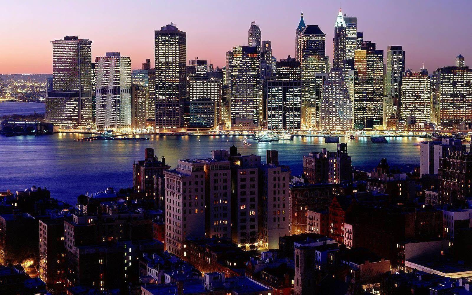 New York City Wallpapers Widescreen – HD Wallpapers image
