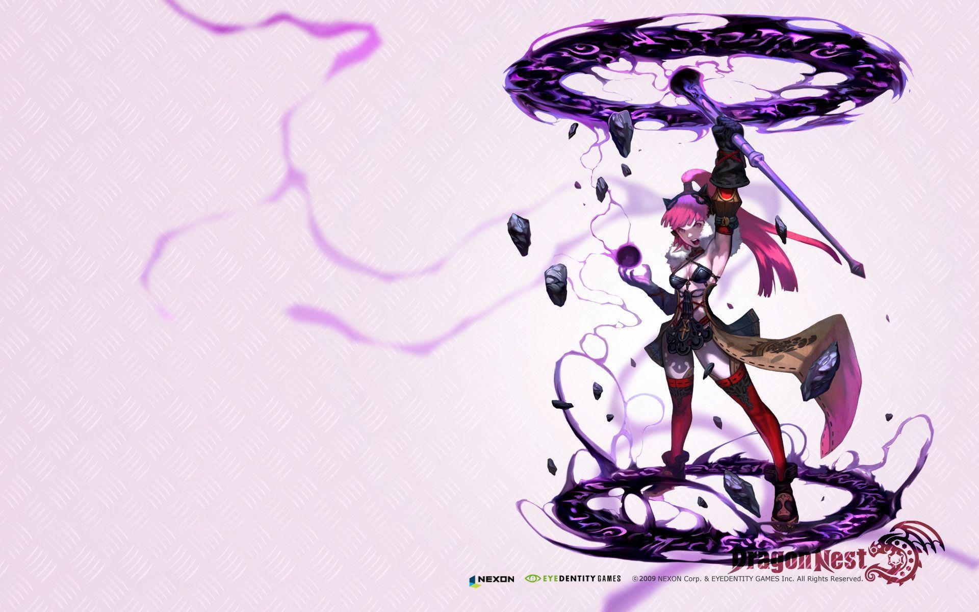 Dragon Nest Wallpapers
