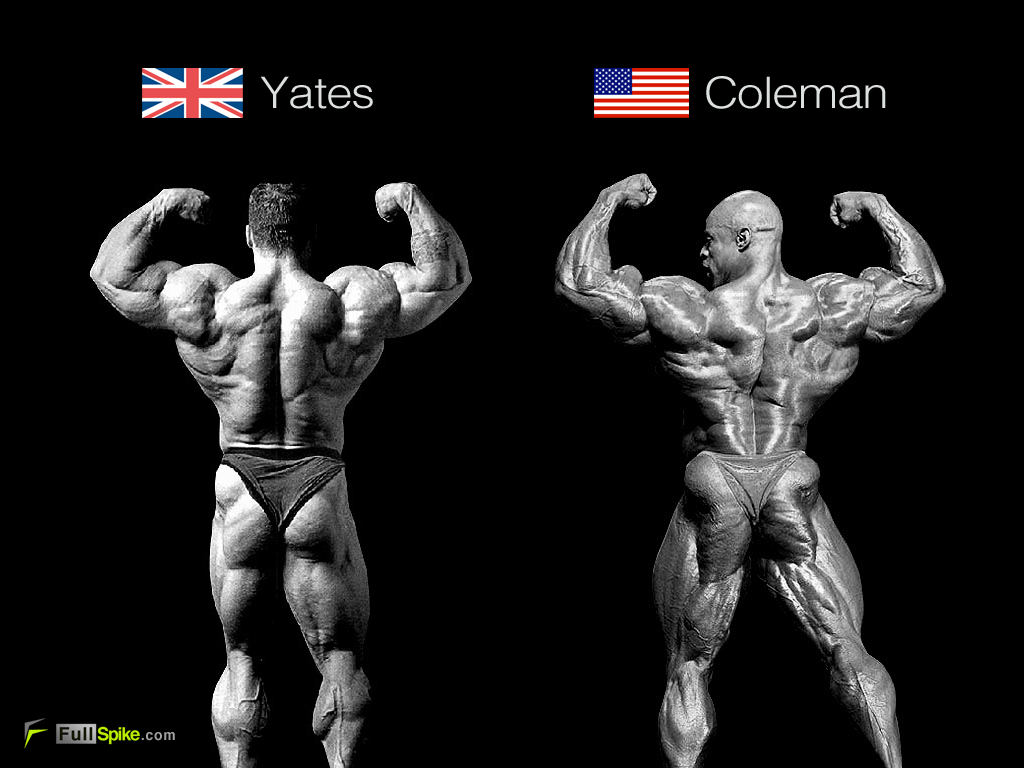 Dorian Yates Wallpapers - Wallpaper Cave