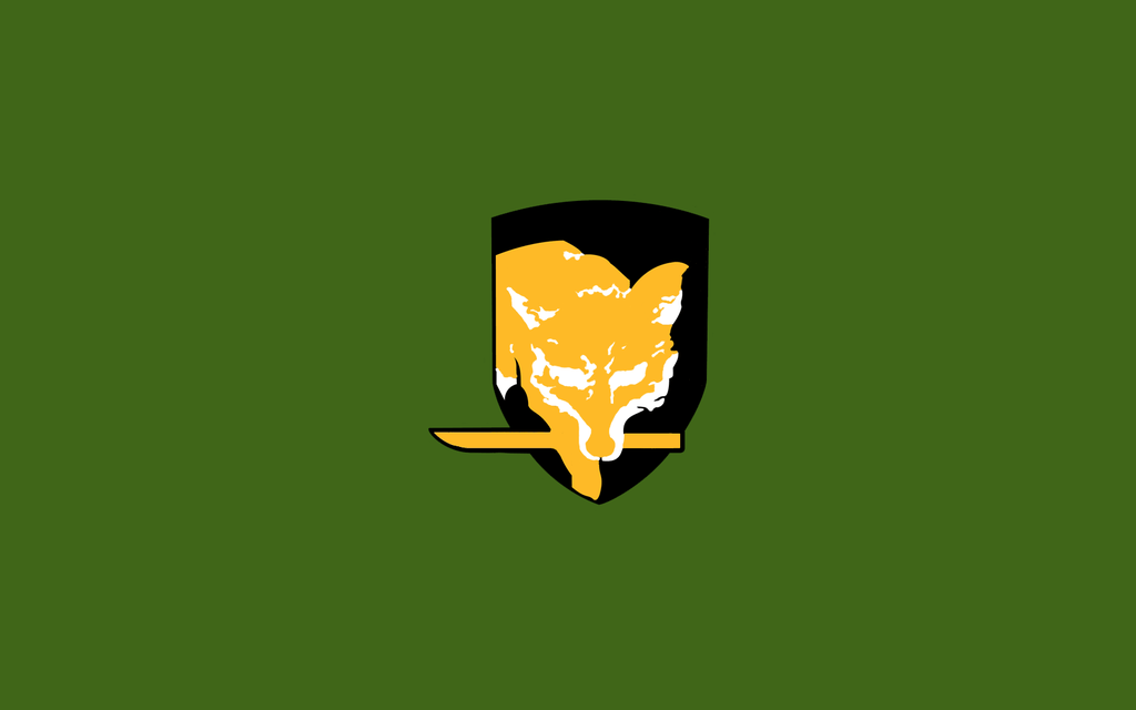 Minimalist Foxhound Wallpapers by L4N